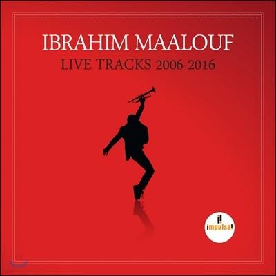 Ibrahim Maalouf (이브라힘 말루프) - Live Tracks 2006-2016 (라이브 하일라이트 트랙) [CD+6DVD]