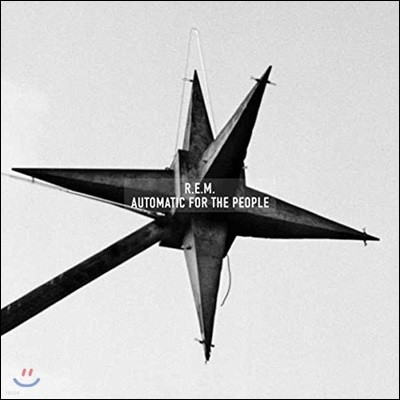 R.E.M. - Automatic For The People [발매 25주년 기념 리마스터드 에디션]