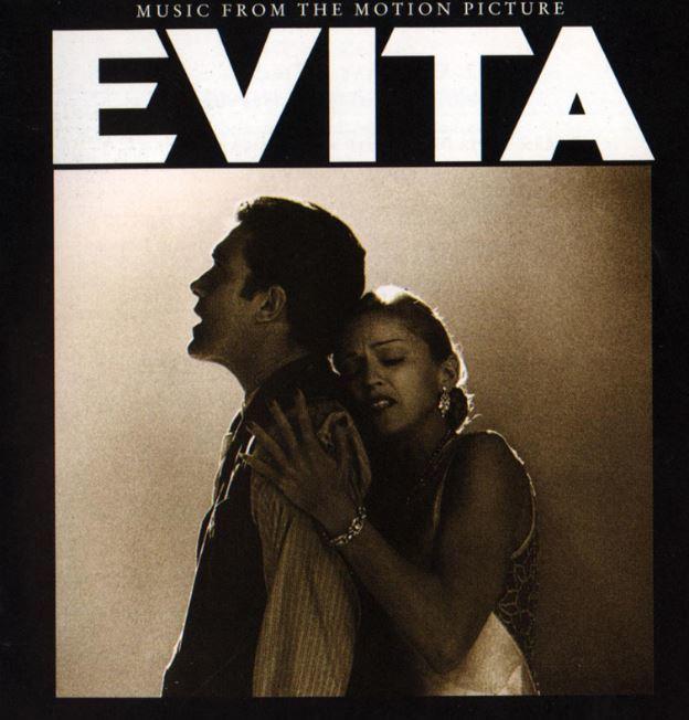 Evita - Madonna soundtrack