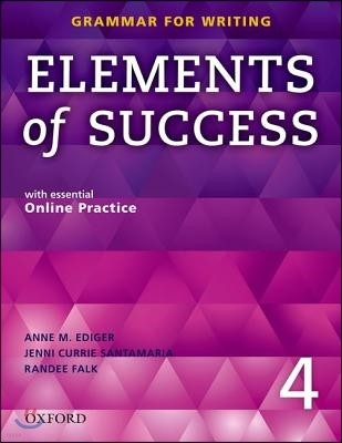 Elements of Success, Level 4