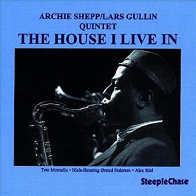 Archie Shepp - House I Live In (Ltd. Ed)(Remastered)(일본반)