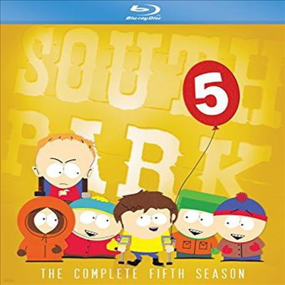 South Park: Complete Fifth Season (사우스 파크)(한글무자막)(Blu-ray)