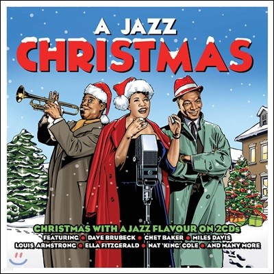 재즈로 연주한 크리스마스 음악 (A Jazz Christmas: Christmas With A Jazz Flavour)