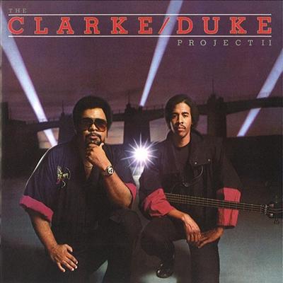 Stanley Clarke & George Duke - Clarke Duke Project: II (Ltd. Ed)(일본반)