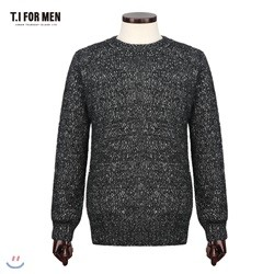 [TI FOR MEN] 티아이포맨 스웨터 M158MSW426M1GY3