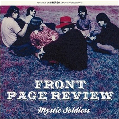 Front Page Review (프론트 페이지 리뷰) - Mystic Soldiers [LP]