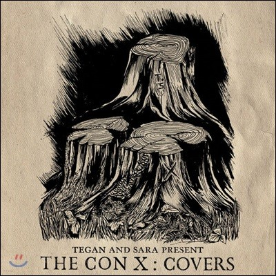 Tegan and Sara (티건 앤 사라) - The Con X : Covers