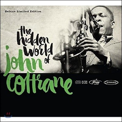 John Coltrane (존 콜트레인) - The Hidden World Of John Coltrane