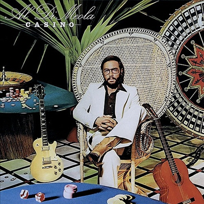 Al Di Meola - Casino (Ltd. Ed)(일본반)