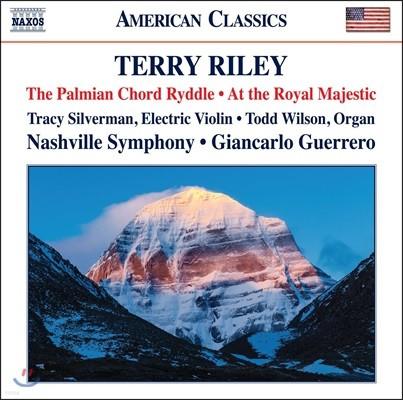 Giancarlo Guerrero 테리 라일리: 전기 바이올린을 위한 협주곡 '팔미언 코드 리들' 외 (Terry Riley: The Palmian Chord Ryddle)