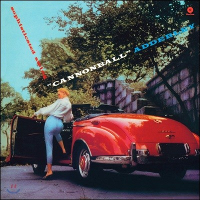 Cannonball Adderley (캐논볼 애덜리) - Sophisticated Swing [LP]