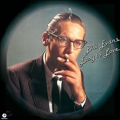 Bill Evans (빌 에반스) - Easy To Love [LP]