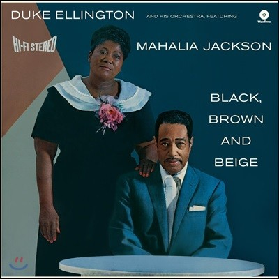 Duke Ellington (듀크 엘링턴) - Black, Brown And Beige [LP]