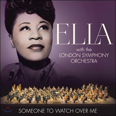 Ella Fitzgerald (엘라 피츠제럴드) - Someone To Watch Over Me