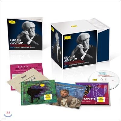 Eugen Jochum 요이겐 요훔 DG 녹음 전곡 2집 - 오페라, 합창 (Complete Recordings On Deutsche Grammophon Vol.2)