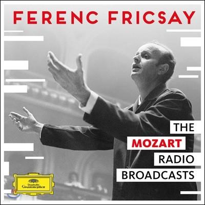 Ferenc Fricsay 페렌츠 프리차이 방송 녹음 - 모차르트 작품집 (The Mozart Radio Broadcasts)