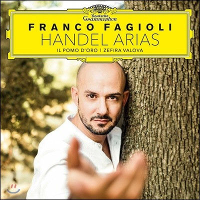 Franco Fagioli 헨델: 아리아 (Handel: Arias)
