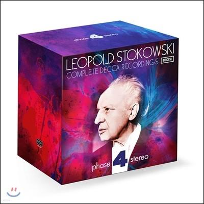 레오폴드 스토코프스키 데카 녹음 전집 (Leopold Stokowski - Complete Decca Recordings)