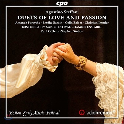 Boston Early Music Festival 스테파니: 사랑과 열정의 이중창 (Agostino Steffani: Duets of Love and Passion)
