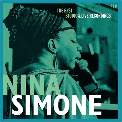 Nina Simone (니나 시몬) - Best Studio & Live Recordings [2LP]