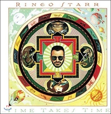 Ringo Starr (링고 스타) - Time Takes Time [LP]