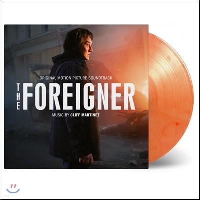 더 포리너 영화음악 (The Foreigner OST by Cliff Martinez 클리프 마르티네즈) [오렌지 컬러 LP]