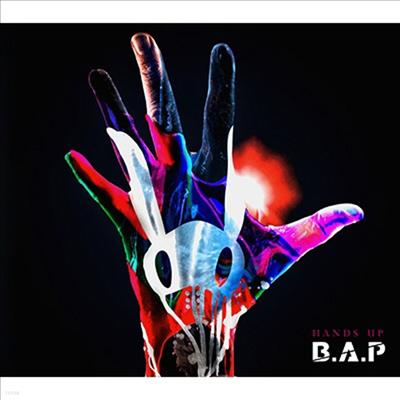 비에이피 (B.A.P) - Hands Up (CD+DVD) (초회한정반 A)