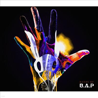 비에이피 (B.A.P) - Hands Up (CD+Photobook) (초회한정반 B)