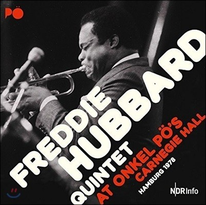 Freddie Hubbard (프레디 허버드) - At Onkel PO's Carnegie Hall Hamburg 1978 [2 LP]