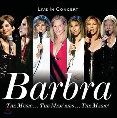 Barbra Streisand (바브라 스트라이샌드) - The Music… The Mem'ries… The Magic! [Deluxe Edition]