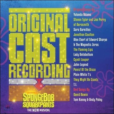 스폰지밥 스퀘어팬츠 - 뉴 브로드웨이 뮤지컬 사운드트랙 (Spongebob Squarepants New Musical OST)