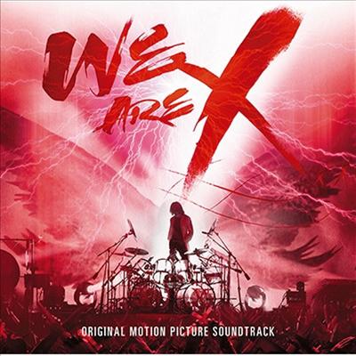 X-Japan (엑스 재팬) - We Are X (위 아 엑스) (2Blu-spec CD2) (Soundtrack)