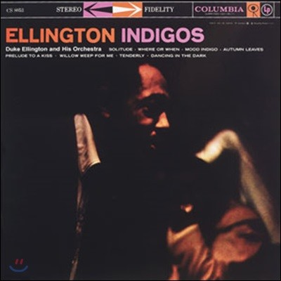 Duke Ellington (듀크 엘링턴) - Ellington Indigos [LP]