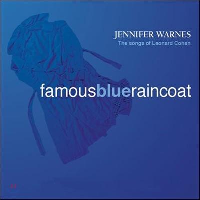 Jennifer Warnes (제니퍼 원스) - Famous Blue Raincoat: The Songs of Leonard Cohen [LP]