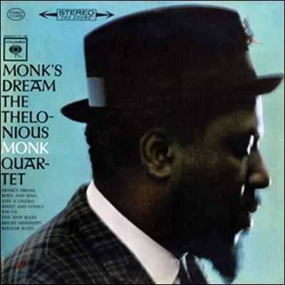 Thelonious Monk Quartet (델로니어스 몽크 쿼텟) - Monk's Dream [LP]