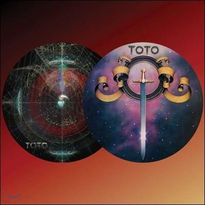 Toto (토토) - Hold the Line / Alone [10' 픽쳐 디스크 LP]