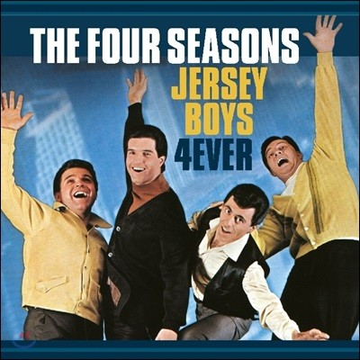 The Four Seasons (포 시즌스) - Jersey Boys 4Ever [LP]