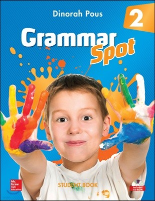 Grammar Spot 2 : Student Book (with CD-ROM)