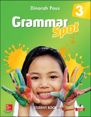 Grammar Spot 3 : Student Book (with CD-ROM)
