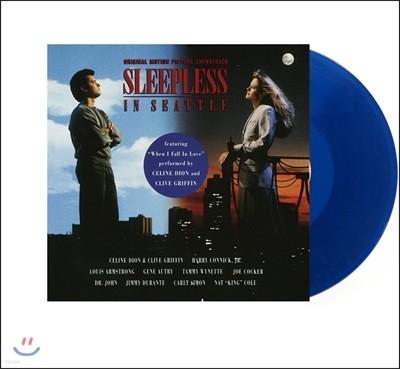 시애틀의 잠 못 이루는 밤 영화음악 (Sleepless In Seattle OST) [블루 컬러 LP]