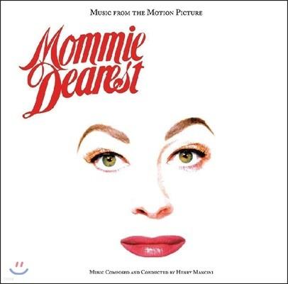 존경하는 어머니 영화음악 (Mommie Dearest OST by Henry Mancini 헨리 맨시니) [화이트 컬러 LP]
