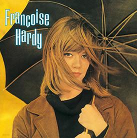 [중고 LP] Francoise Hardy - Francoise Hardy