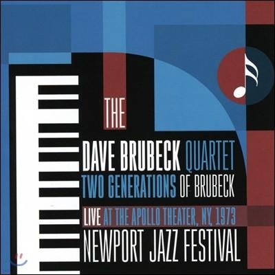Dave Brubeck Quartet (데이브 브루벡 쿼텟) - Two Generations Of Brubeck