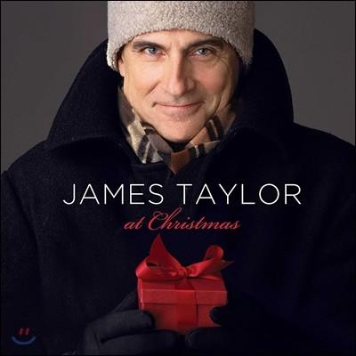 James Taylor (제임스 테일러) - At Christmas [LP]