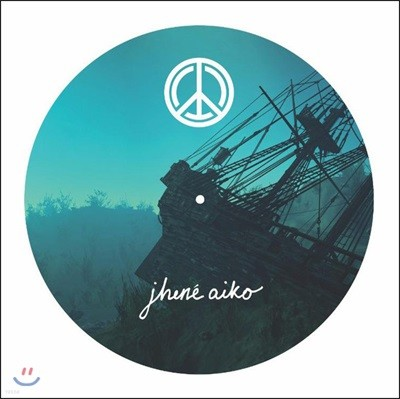 Jhene Aiko (즈네 아이코) - Sail Out [픽쳐디스크 LP]