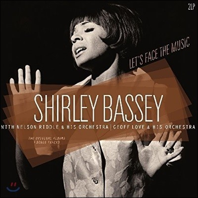 Shirley Bassey (셜리 배시) - Let's Face The Music & Shirley Bassey [2 LP]