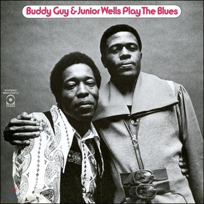 Buddy Guy & Junior Wells (버디 가이 & 주니어 웰스) - Play The Blues [LP]