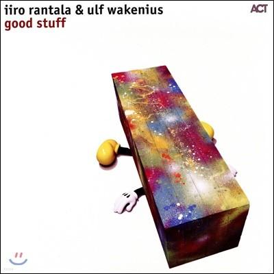 Iiro Rantala / Ulf Wakenius - Good Stuff 이로 란탈라 & 울프 바케니우스 [LP]