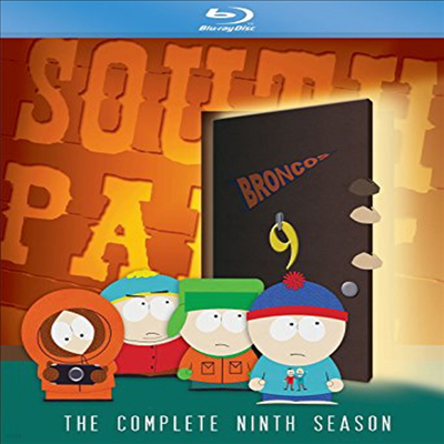 South Park: The Complete Ninth Season (사우스 파크)(한글무자막)(Blu-ray)