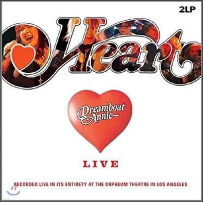 Heart (하트) - Dreamboat Annie…: LIVE [2 LP]
